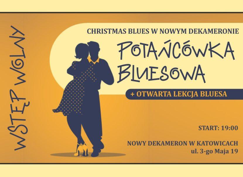 Potańcówka bluesowa w Nowym Dekameronie