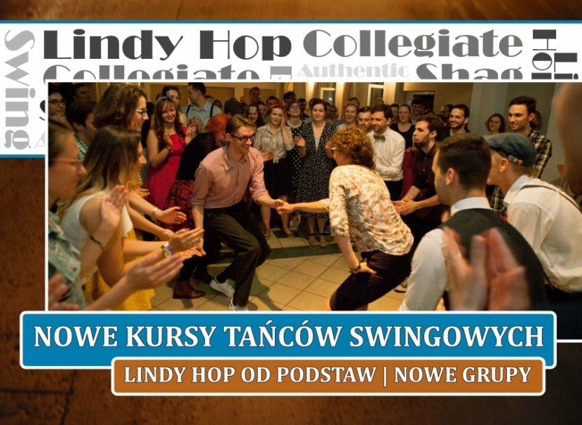 Nowe kursy tańców swingowych