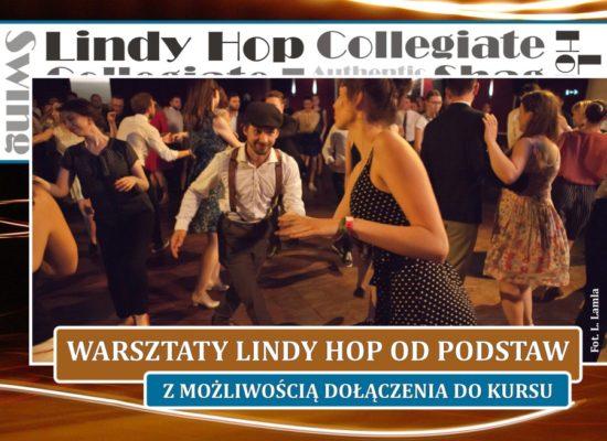 Warsztaty Lindy Hop Od Podstaw