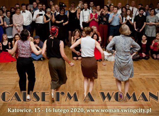 Cause I'm A Woman 2020 | Warsztaty Dla Pań