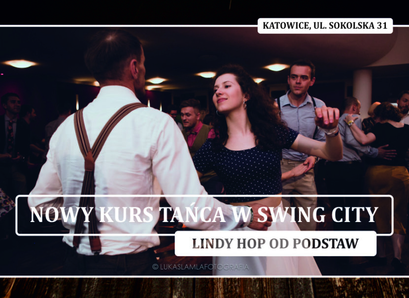 Nowy Kurs Lindy Hop Od Podstaw