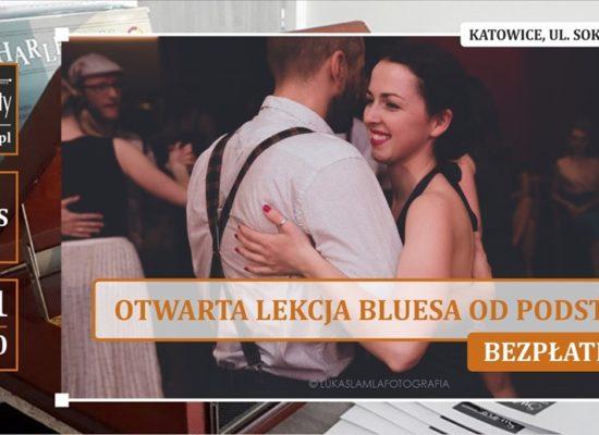 Otwarta Lekcja Bluesa - Bezpłatna