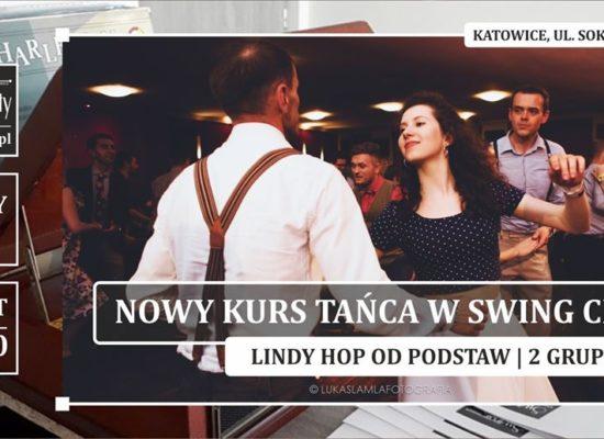 Nowy Kurs Tańca Lindy Hop | Od Podstaw