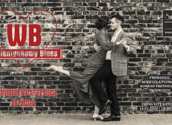 Walentynkowy Blues | Warsztaty Tańca Od Podstaw