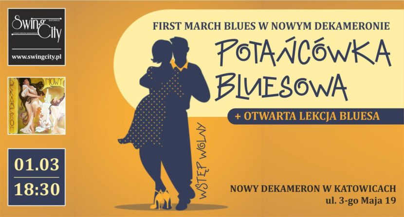 First March Blues