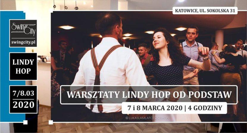 Warsztaty Lindy Hop Od Podstaw w Swing City