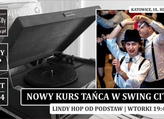 Nowy Kurs Tańca Lindy Hop Od Podstaw