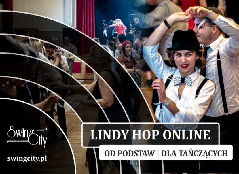 Nowe Kursy Lindy Hop | Online